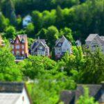Coraz mniej zieleni w Polskich miastach