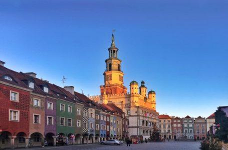 Porównanie cen mieszkań z rynku pierwotnego w Polsce dla 5 miast