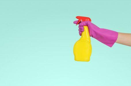 Sprzątanie bez chemii – jak do niego podejść?