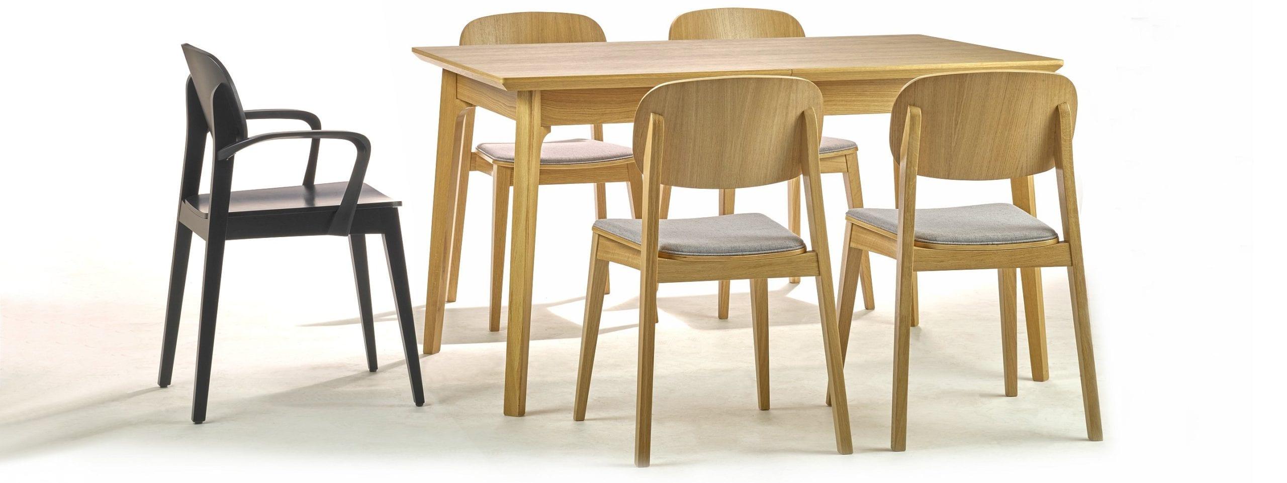 Nowoczesne krzesła sztaplowane – gdzie się sprawdzą?