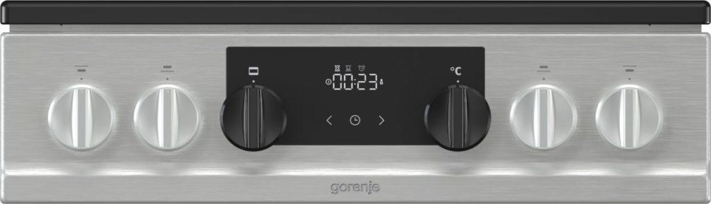 Jaka działa kuchenka gazowo-elektryczna?