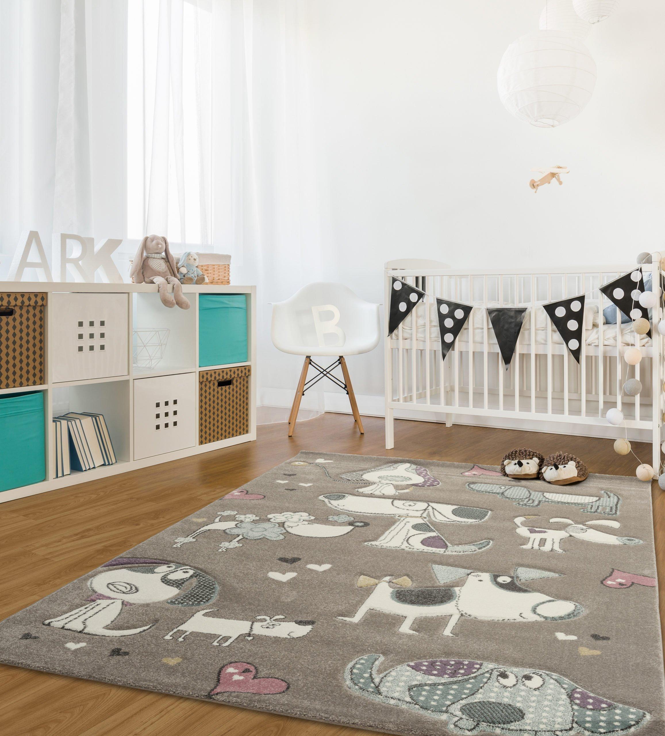 Jaki dywan wybrać do dziecięcego pokoju?