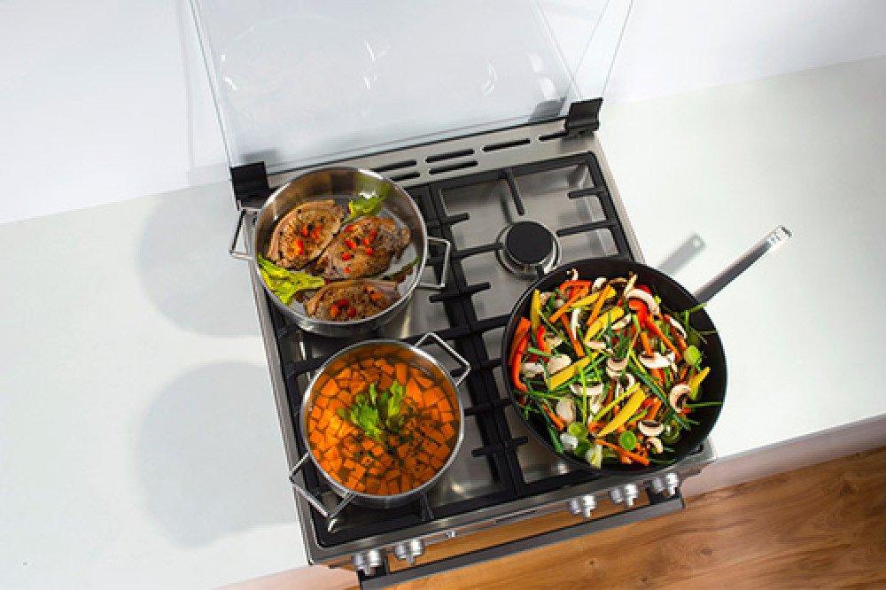 Dobra kuchenka gazowo-elektryczna - jaki model wybrać?