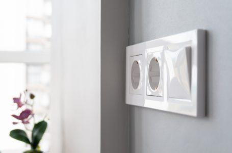 Gniazdka elektryczne – dekoracja twojego domu