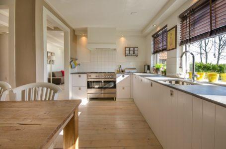 Białe kuchnie – prostota i elegancja